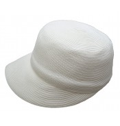 Summer cap - Linda - in white