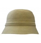 Small brim hat - Lotte - natural