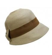 Small brim hat - Madhila - naturel