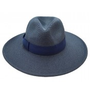 Fedora hat - Veronique - navy