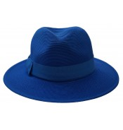 Fedora hat - Venice - royal blue
