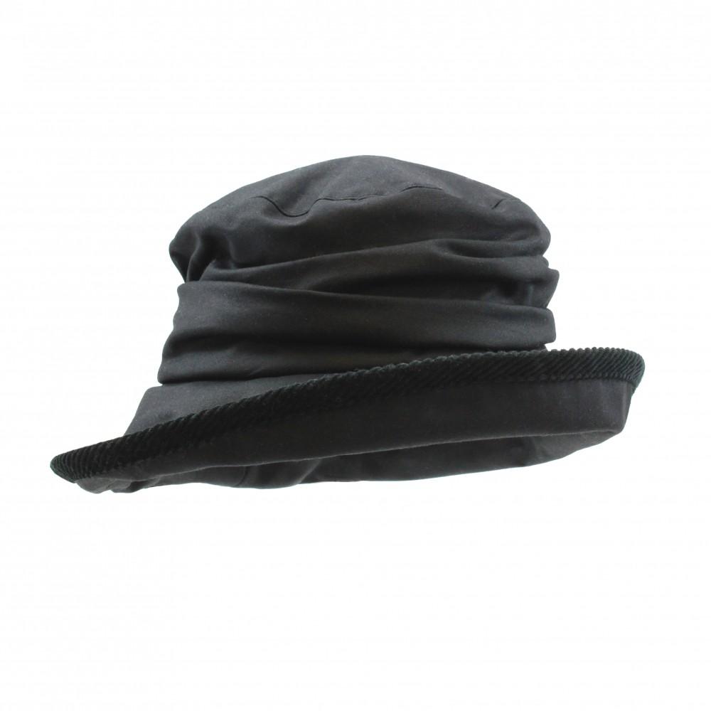 Rain hat -  Eveline - navy