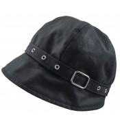 Rain hat - Birgit - black