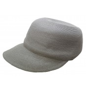 Summer Cap - Linda - in pale grey