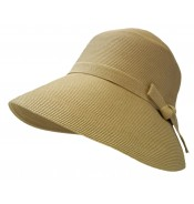 Wide brim hat - Elisa - natural