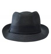 Trilby hat - Trilby - black