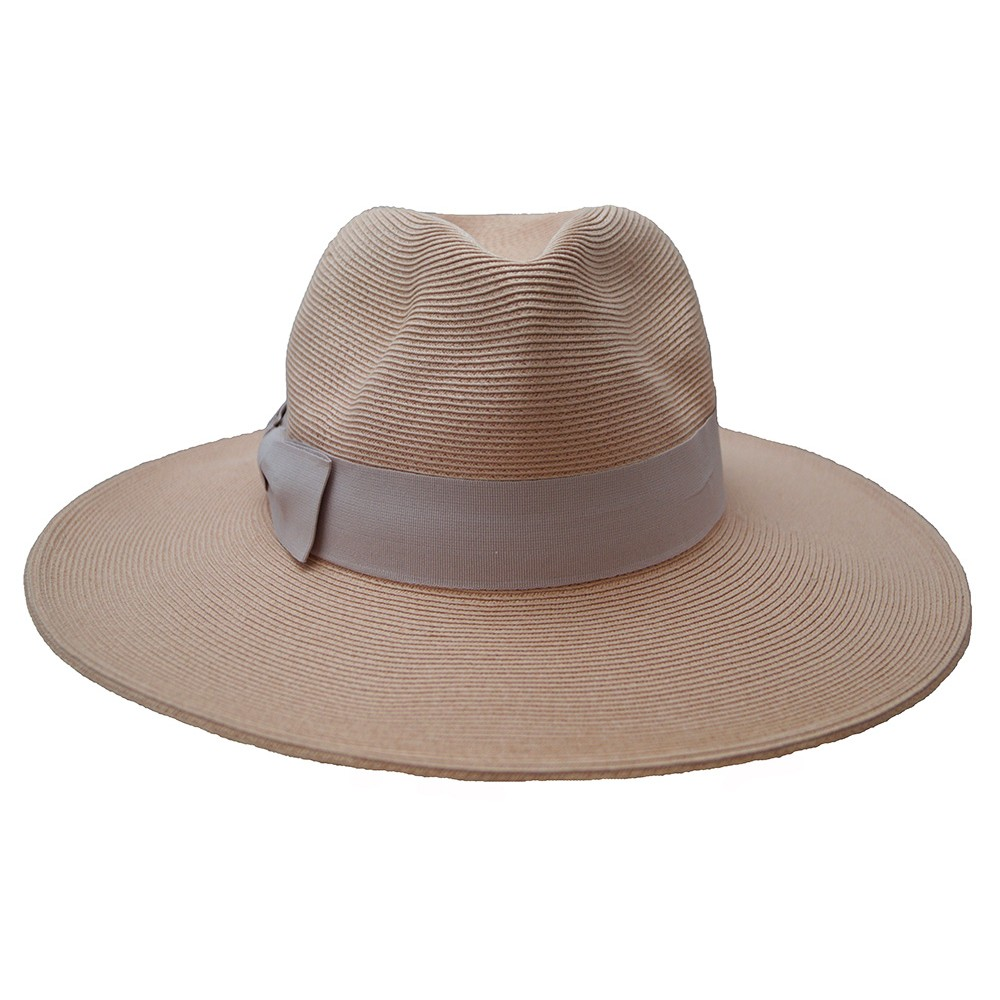 Fedora hat - Veronique - dusty pink