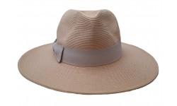 Fedora hat - Veronique - dusty pink