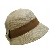 Small brim hat - Madhila - naturel