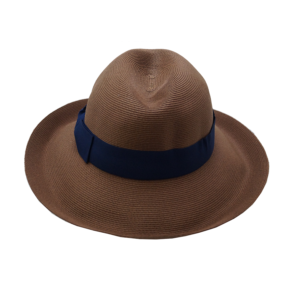 Fedora Hat Cien in tan