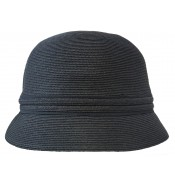 Small brim hat - Lotte - black