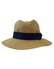 Fedora hat - Josephine - camel