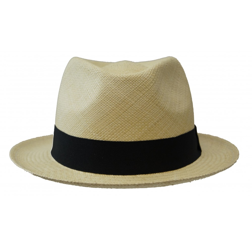 Panama hat - Trilby - Natural