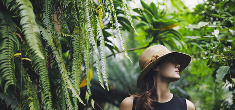 Bronté summer fedora in camel