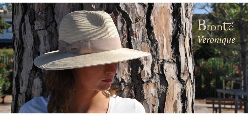 Bronté summer Fedora Veronique