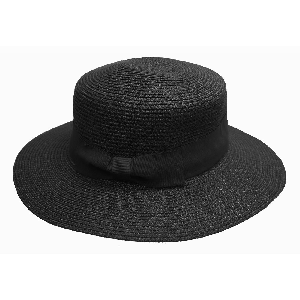 Sun Hat - Matelot - black