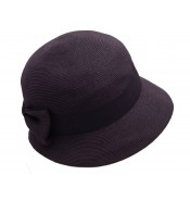 Small brim hat - Madhila - black