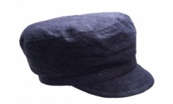 Cap - Hardy pre-washed linen