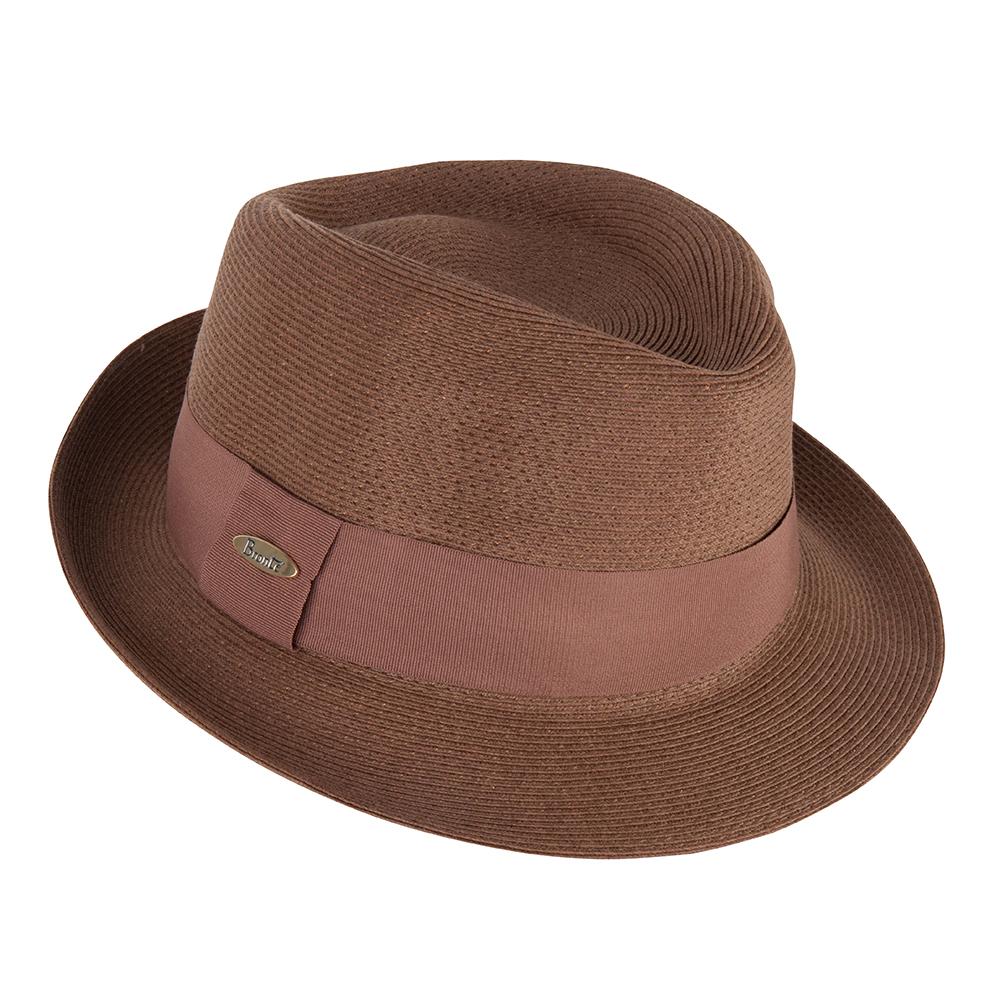 Bronté Trilby hat - Trilby - tan brown - Hat Gallery 6b831ca12e3