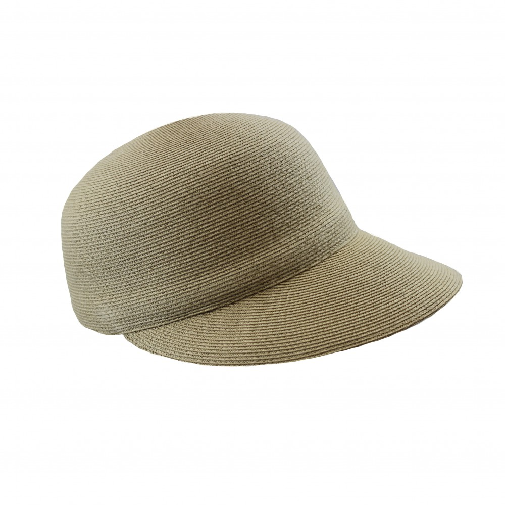 Summer cap - Linda - in naturel