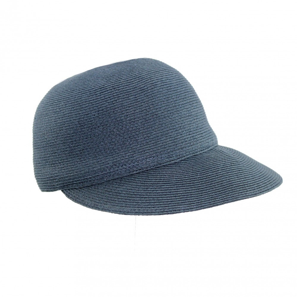 Summer cap - Linda - in navy