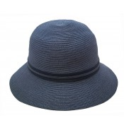Small brim hat - Julia - navy