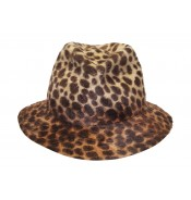 Fedora Hut - Nora - Animal Print