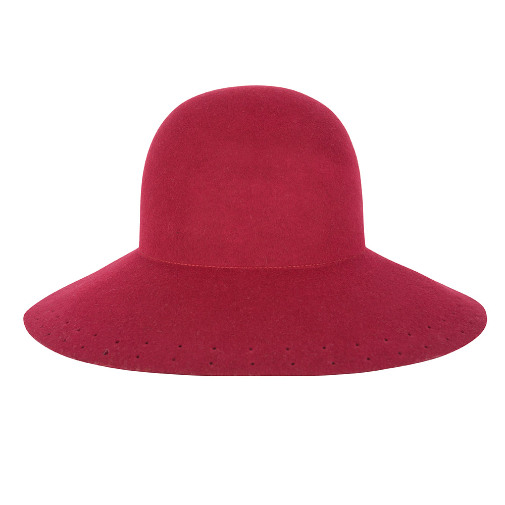 Wide brim hat - Alicia