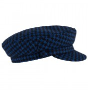 Cap - Shipper - royal blue/black