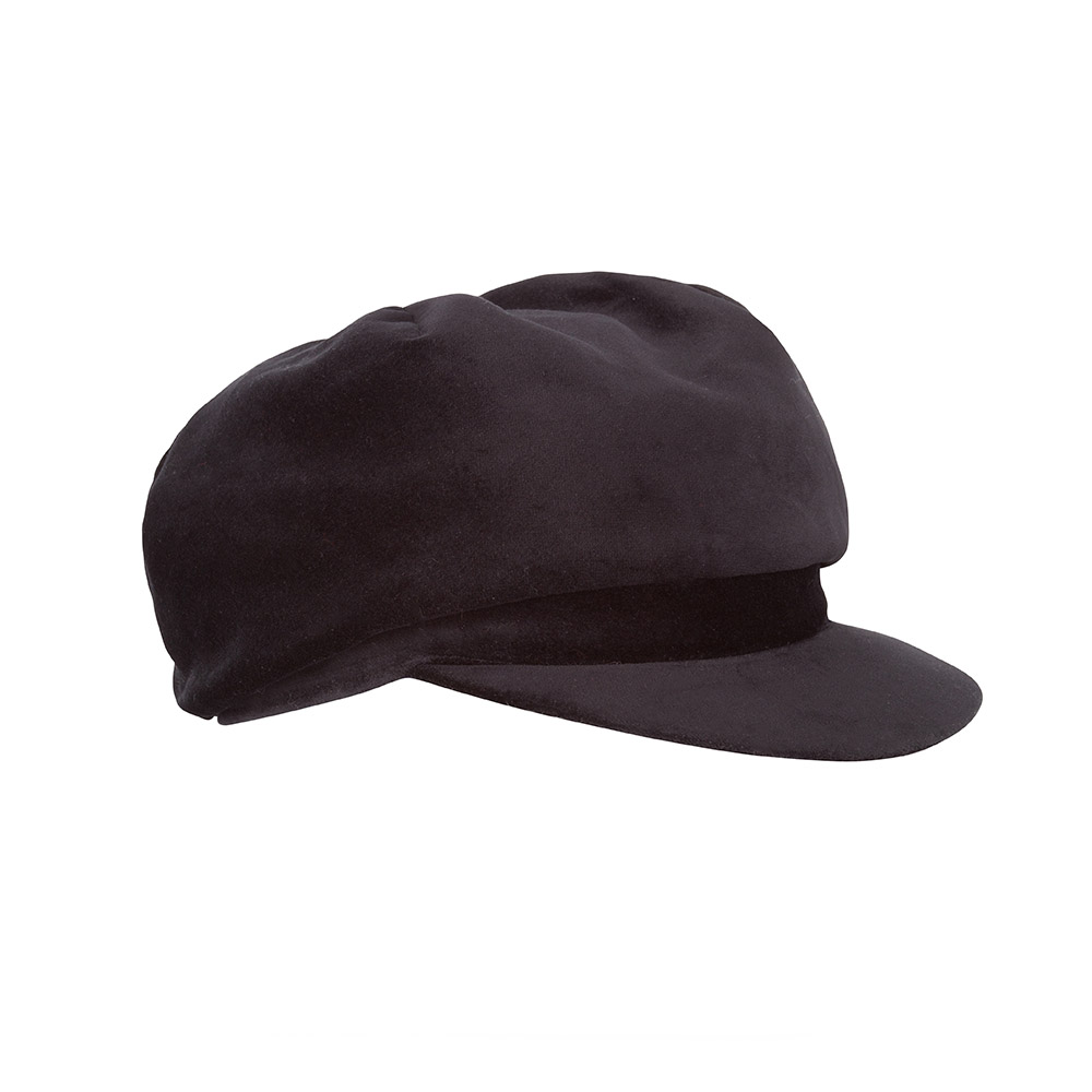 Cap- Romee- Velvet cotton