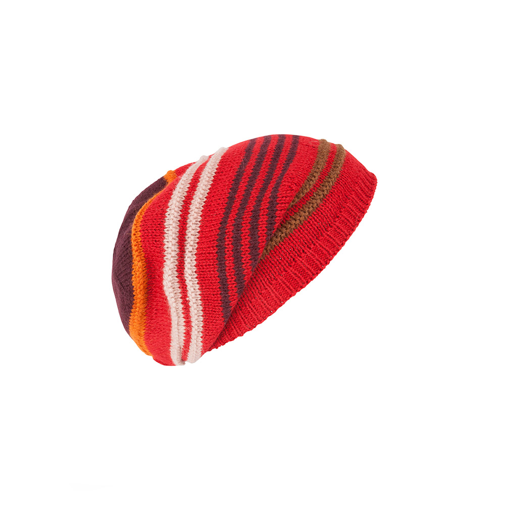 Beanie - Stacey  - Red