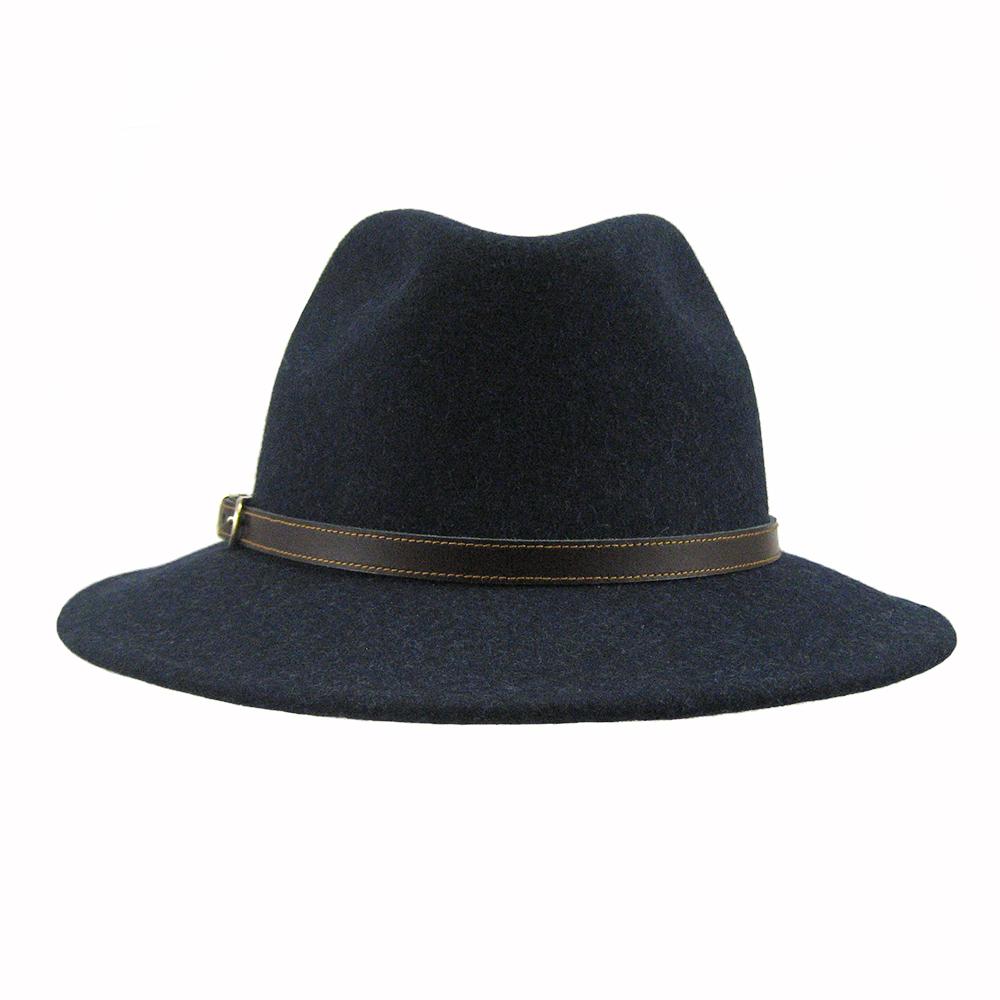 Fedora hat - Cleo - Navy